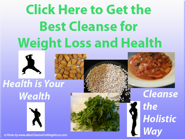 the best body cleanse for weight loss and health
